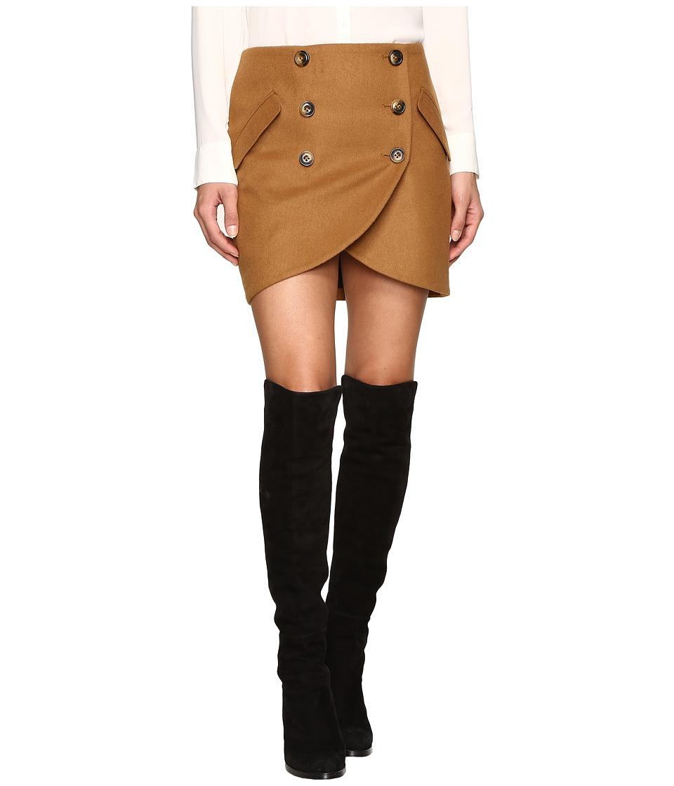 LAVEER - Kadette Skirt (Camel) Women's Skirt