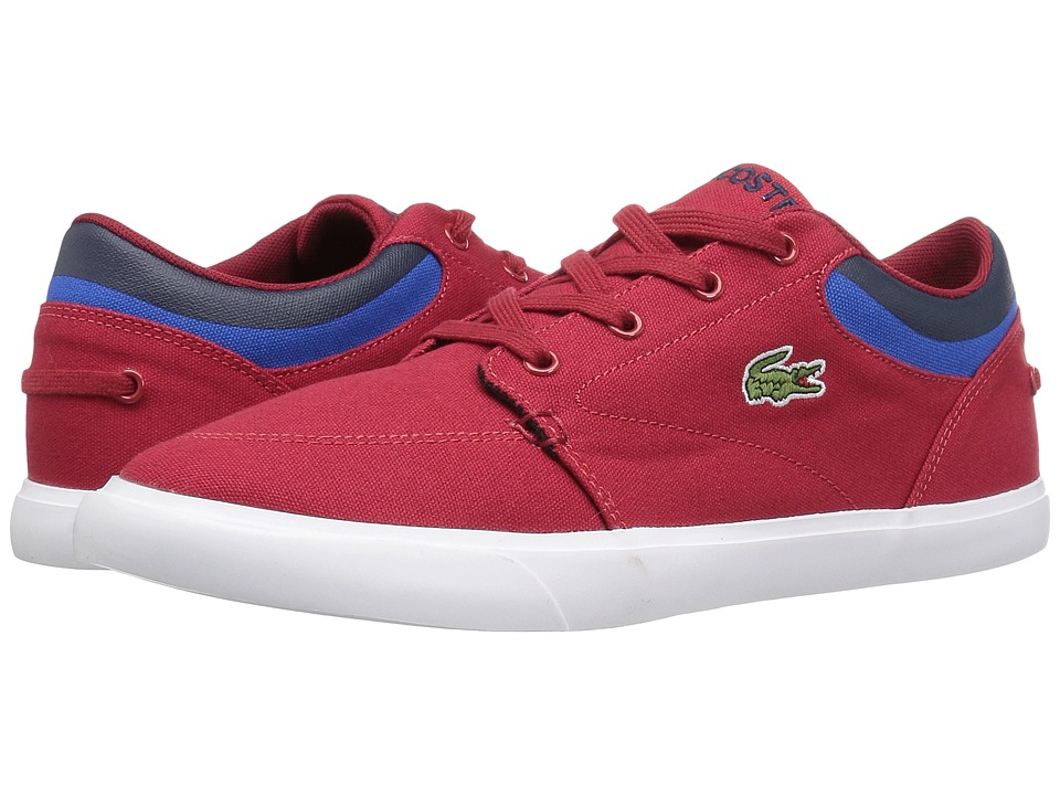 Lacoste - Bayliss 316 4 (Red/Red) Men's Shoes