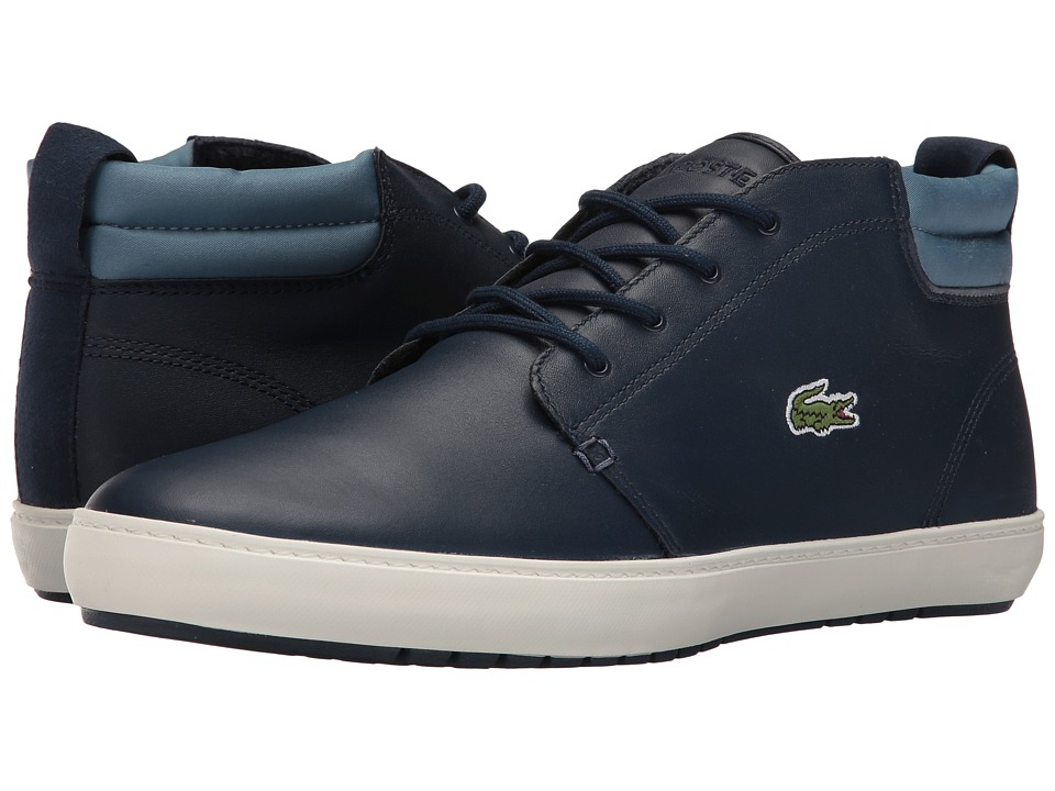 Lacoste - Ampthill Terra 316 1 (Navy) Men's Shoes