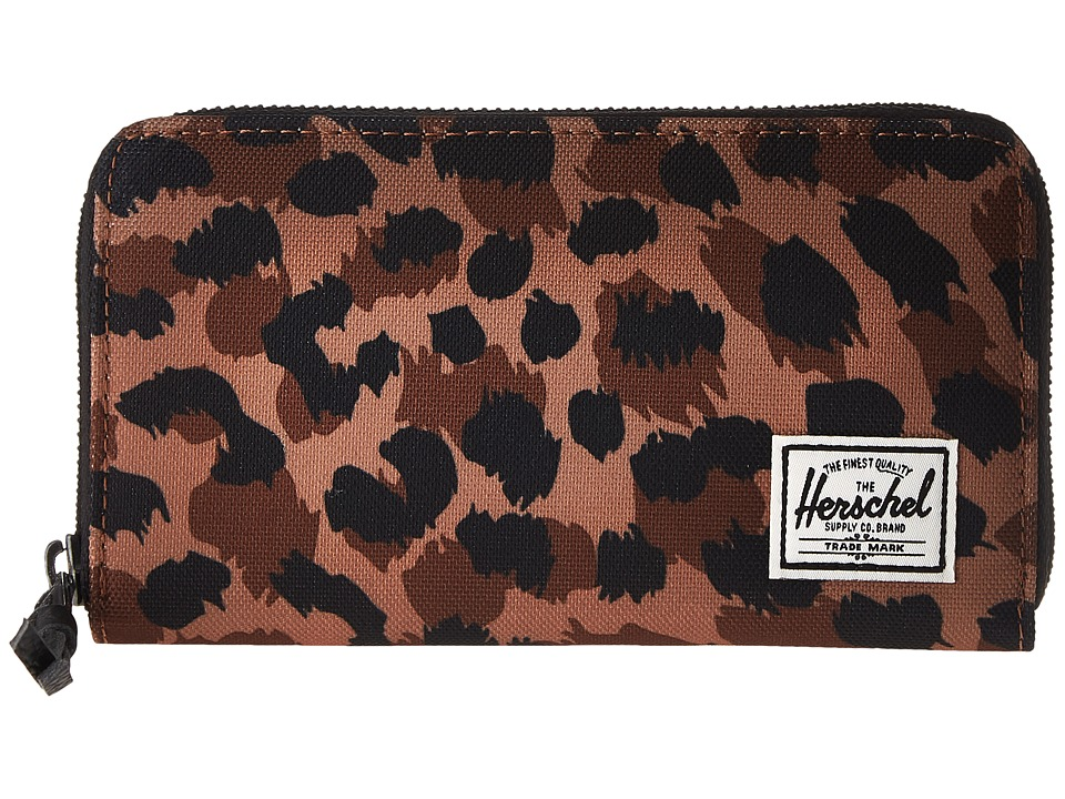 Herschel Supply Co. - Thomas RFID (Leopard) Wallet Handbags