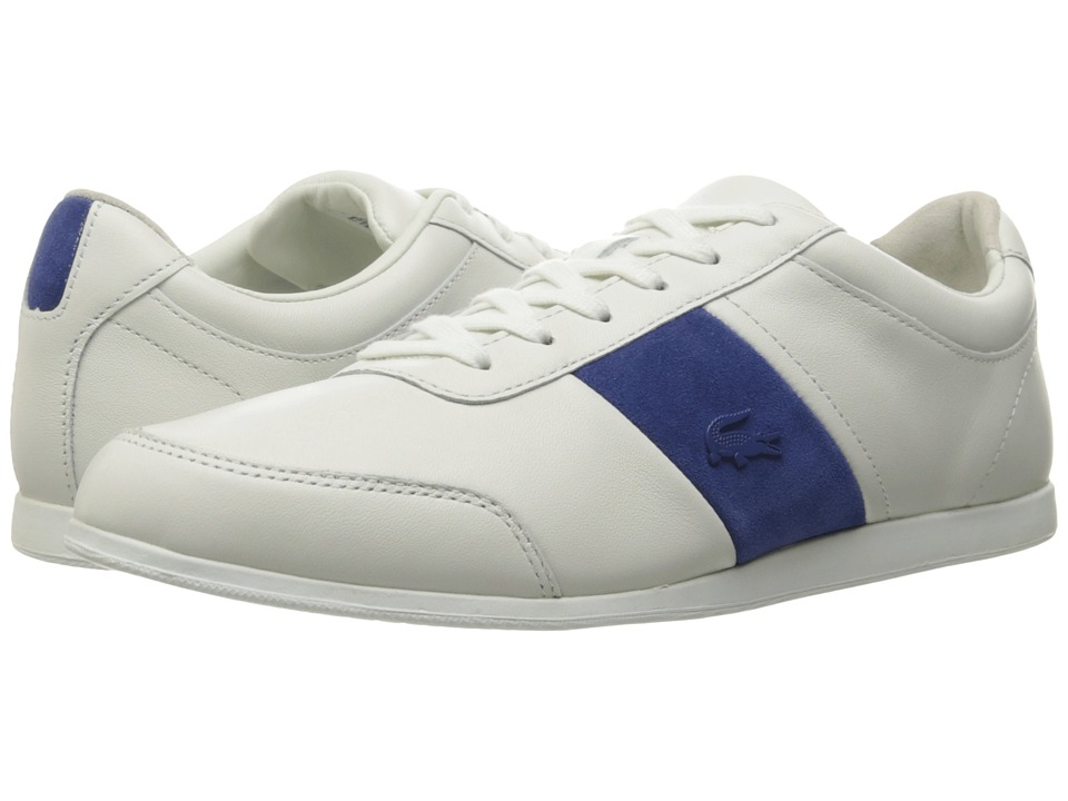 Lacoste - Embrun 316 1 (Off-White) Men's Shoes