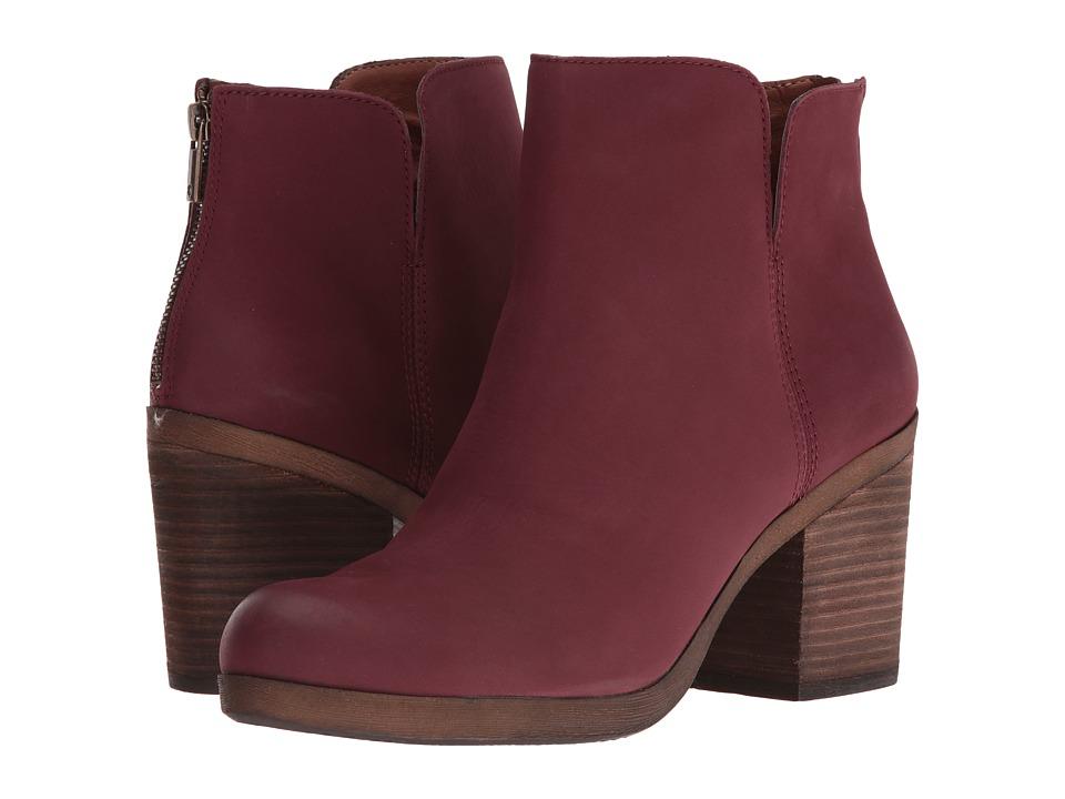 Lucky Brand - Orsann (Ruby Wine) Women's Shoes