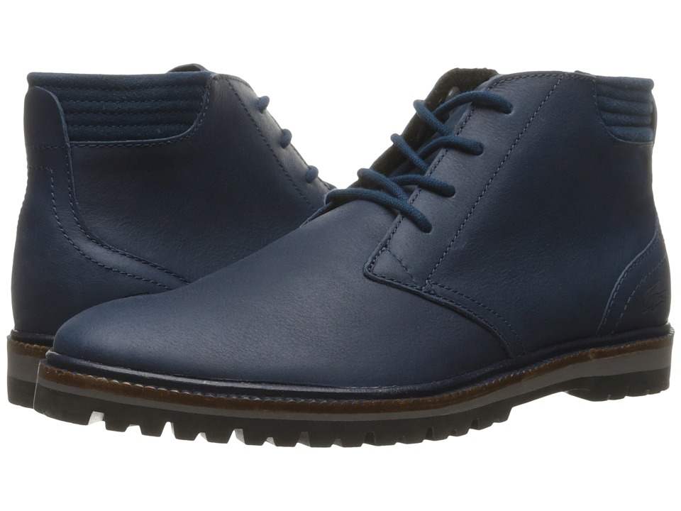 Lacoste - Montbard Chukka 316 (Navy) Men's Shoes