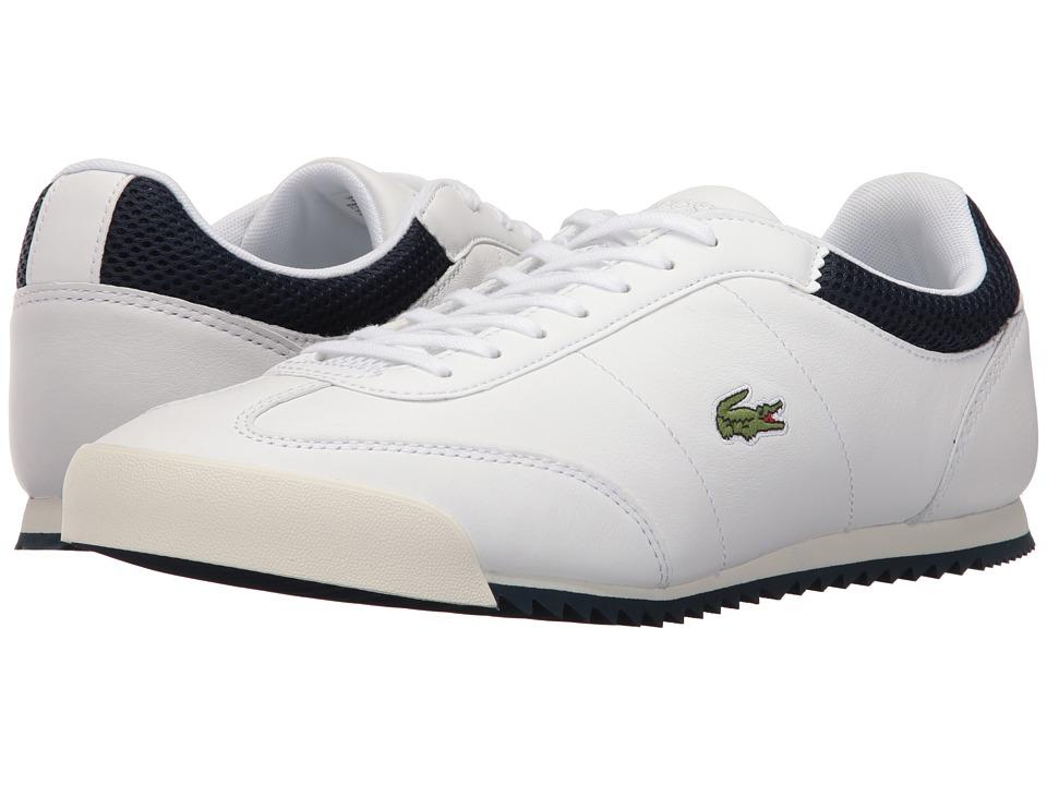 Lacoste - Romeau 316 1 (White) Men's Shoes