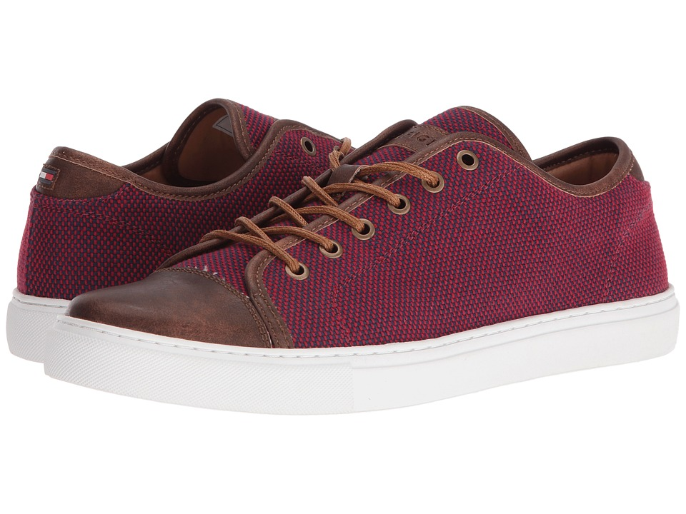 Tommy Hilfiger - Manson 3 (Dark Red 1) Men's Shoes