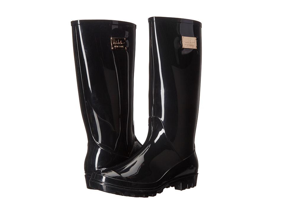 Nicole Miller New York - Rena (Black) Women's Rain Boots