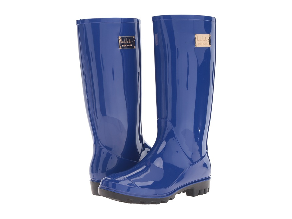 Nicole Miller New York - Rena (Cobalt) Women's Rain Boots
