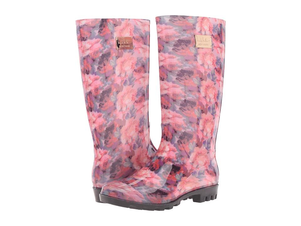 Nicole Miller New York - Rena (Rose) Women's Rain Boots