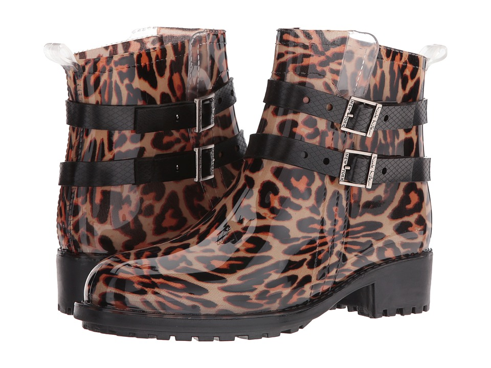 Nicole Miller New York - Chrissy (Leopard) Women's Pull-on Boots