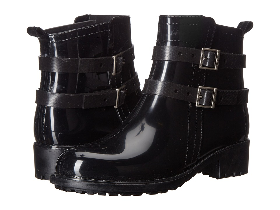 Nicole Miller New York - Chrissy (Black) Women's Pull-on Boots