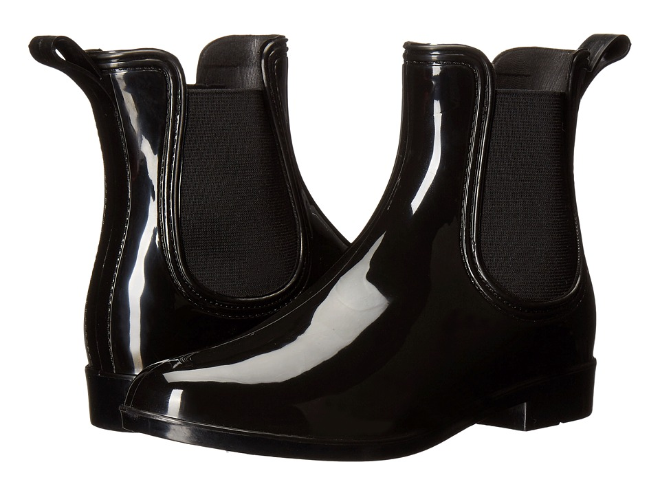 Nicole Miller New York - Suzy (Black) Women's Pull-on Boots