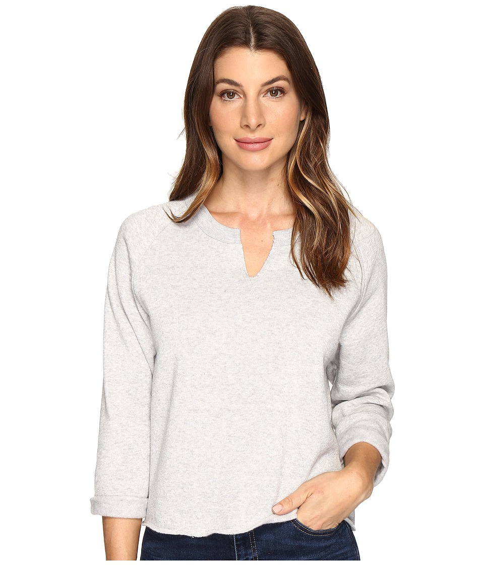Alternative - Champ Remix Eco-Fleece Sweatshirt (Eco Oatmeal) Women's Fleece