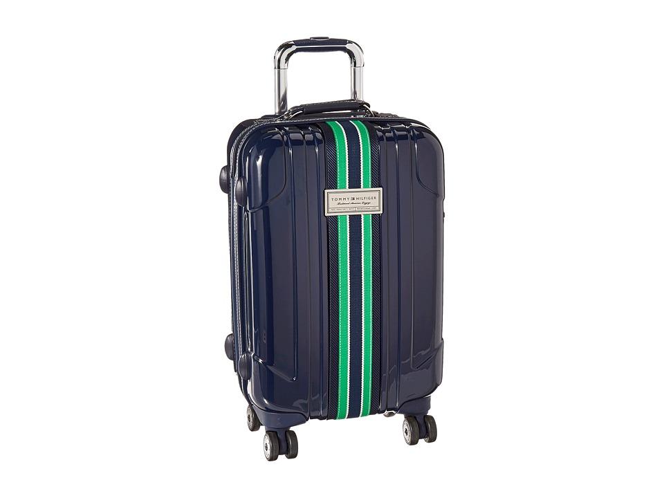 Tommy Hilfiger - Santa Monica 21 Upright Suitcase (Navy) Luggage