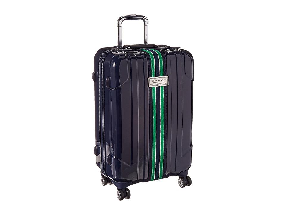 Tommy Hilfiger - Santa Monica 25 Upright Suitcase (Navy) Luggage