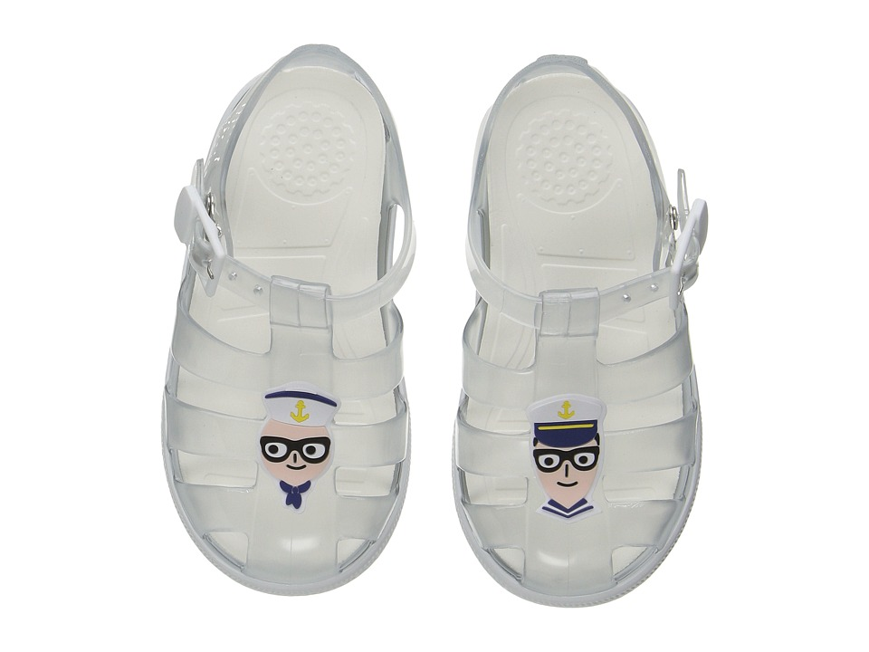 Dolce & Gabbana Kids - Mare PVC Sandal (Infant/Toddler/Little Kid) (Transparent) Kids Shoes