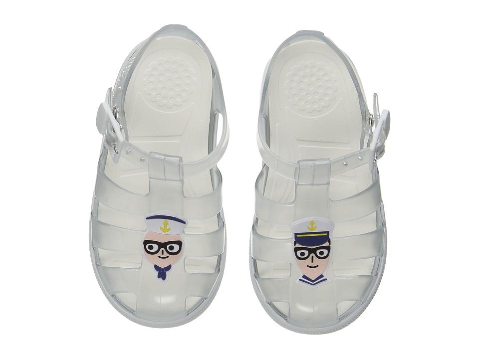 Dolce & Gabbana Kids - Mare PVC Sandal (Infant/Toddler/Little Kid) (Transparent) Kids Shoes