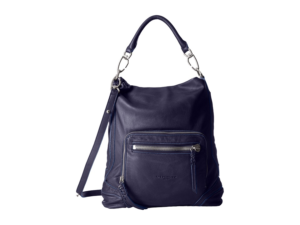 Liebeskind - Hitachi (Midnight Blue) Hobo Handbags