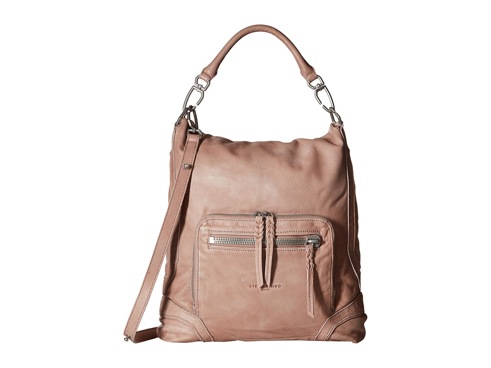 Liebeskind - Hitachi (Macaque Pink) Hobo Handbags