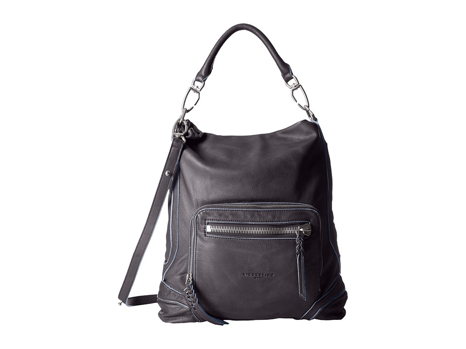 Liebeskind - Hitachi (Ninja Black) Hobo Handbags