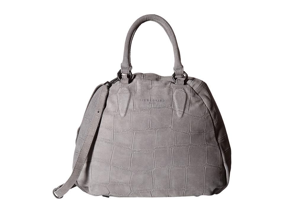 Liebeskind - Izumo (Crane Grey) Handbags
