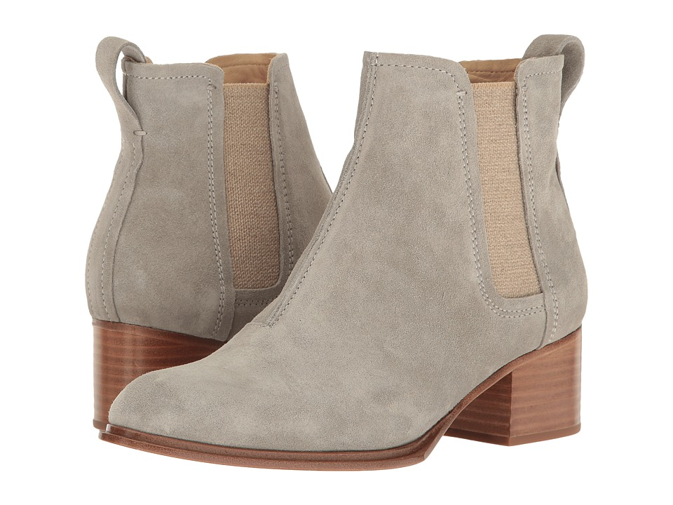rag & bone - Walker II Boot (Cemento Suede) Women's Boots