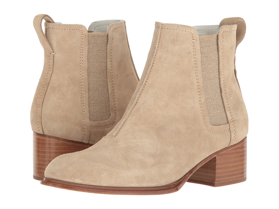 rag & bone - Walker II Boot (Stucco Suede) Women's Boots