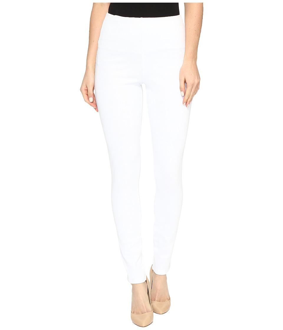 Lysse - Toothpick Denim (White) Women's Jeans