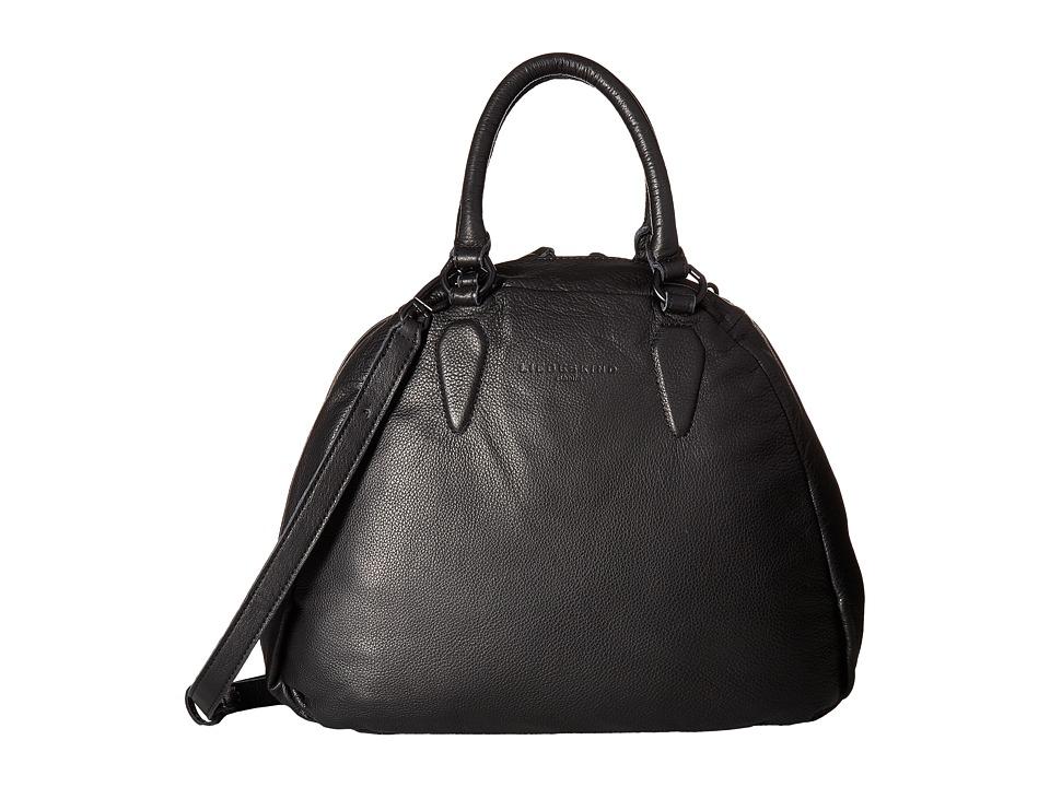 Liebeskind - Izumo (Ninja Black) Handbags