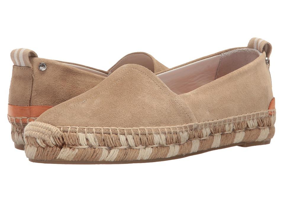 rag & bone - Adria Espadrille (Stucco Suede) Women's Shoes