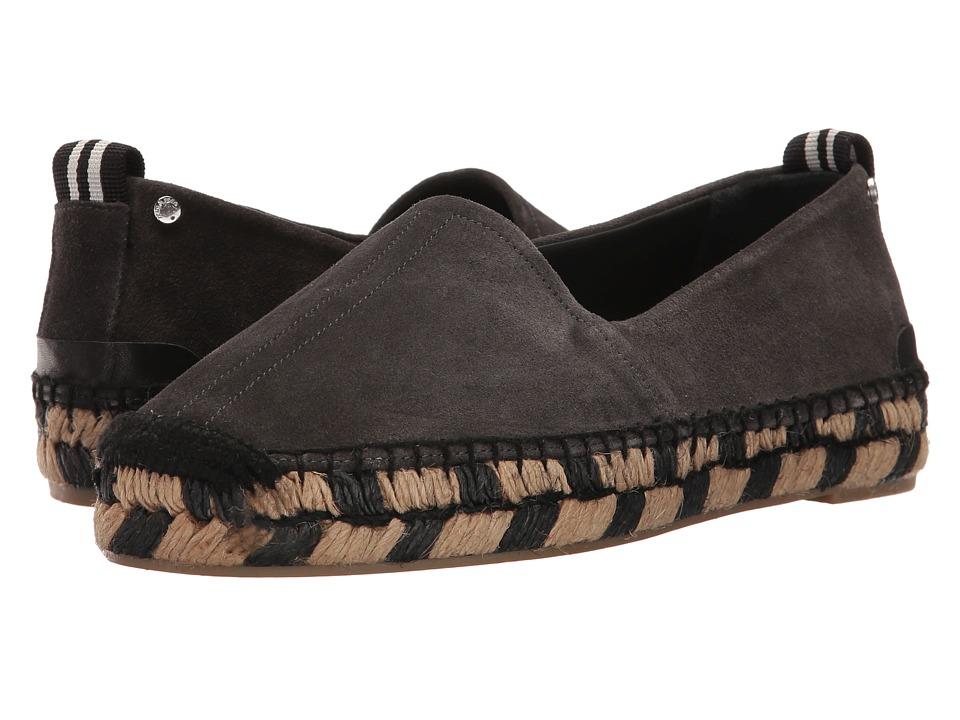 rag & bone - Adria Espadrille (Asphalt Suede) Women's Shoes