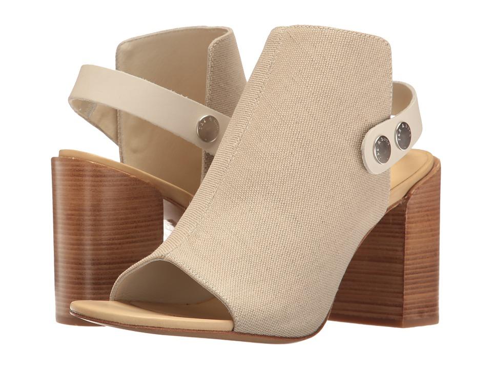 rag & bone - Leigh (Natural Canvas) Women's Shoes