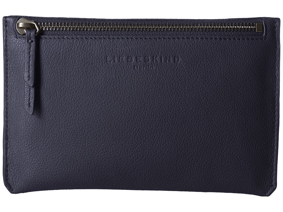 Liebeskind - Kiwi Re (Midnight Blue) Cosmetic Case