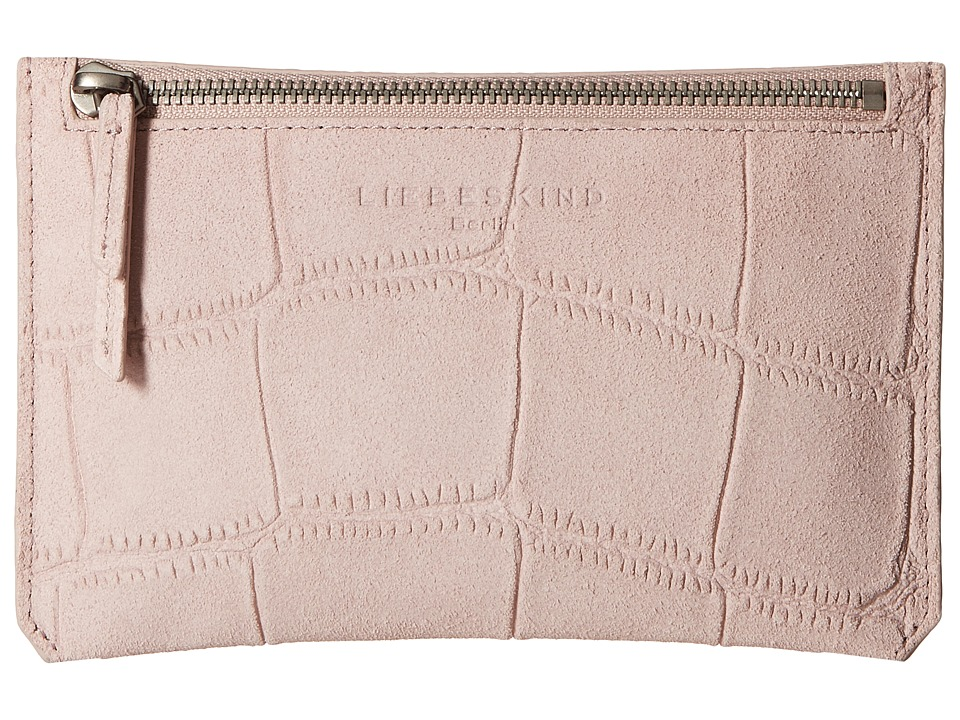 Liebeskind - Kiwi R (Macaque Pink) Cosmetic Case