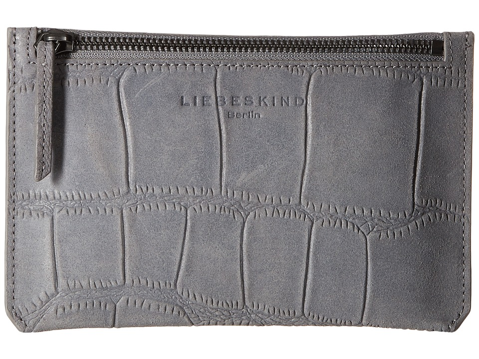 Liebeskind - Kiwi R (Crane Grey) Cosmetic Case