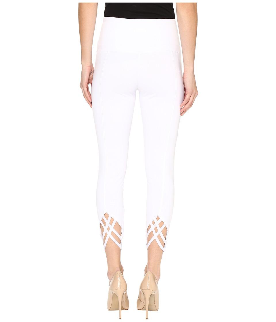 Lysse - Vita Crop Pants (White) Women's Casual Pants