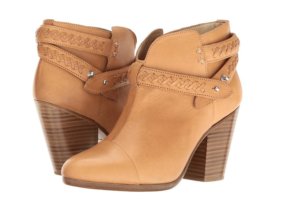 rag & bone - Harrow Boot (Natural Woven) Women's Boots