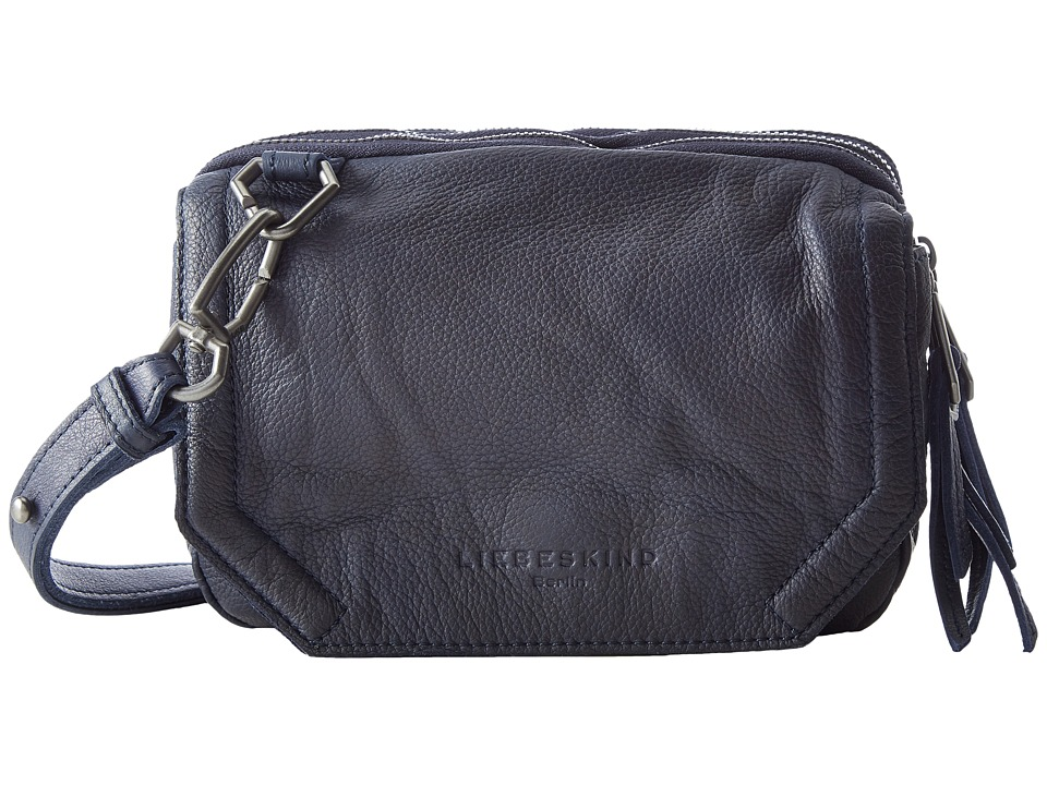 Liebeskind - Maike W (Midnight Blue) Cross Body Handbags