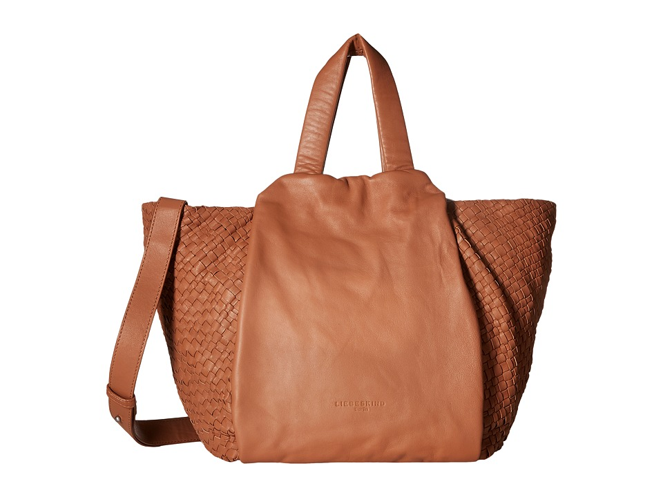 Liebeskind - Noda (Hazelnut Brown) Handbags