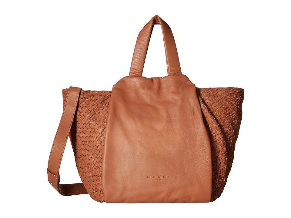 Liebeskind - Noda (Hazelnut Brown) Handbags