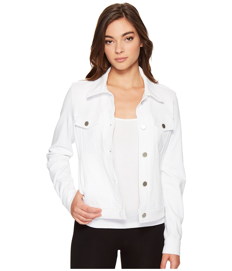 Lysse - Soho Canvas Jacket (White) Women's Coat