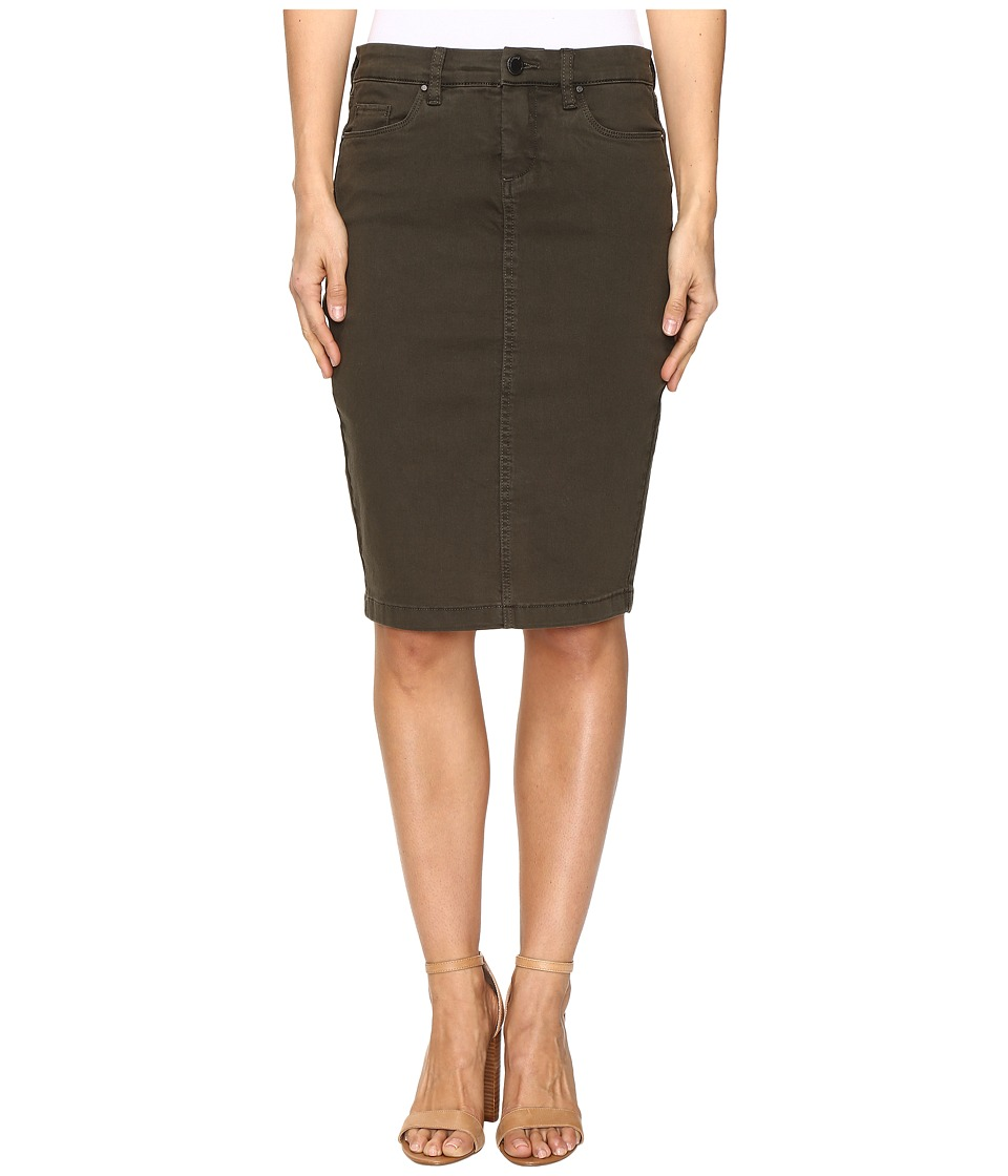 Blank NYC - Skirt in Green Juice (Green Juice) Women's Skirt