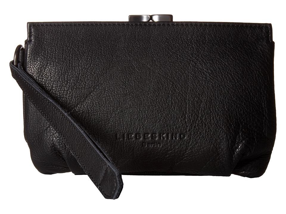 Liebeskind - Patsy (Ninja Black) Cosmetic Case