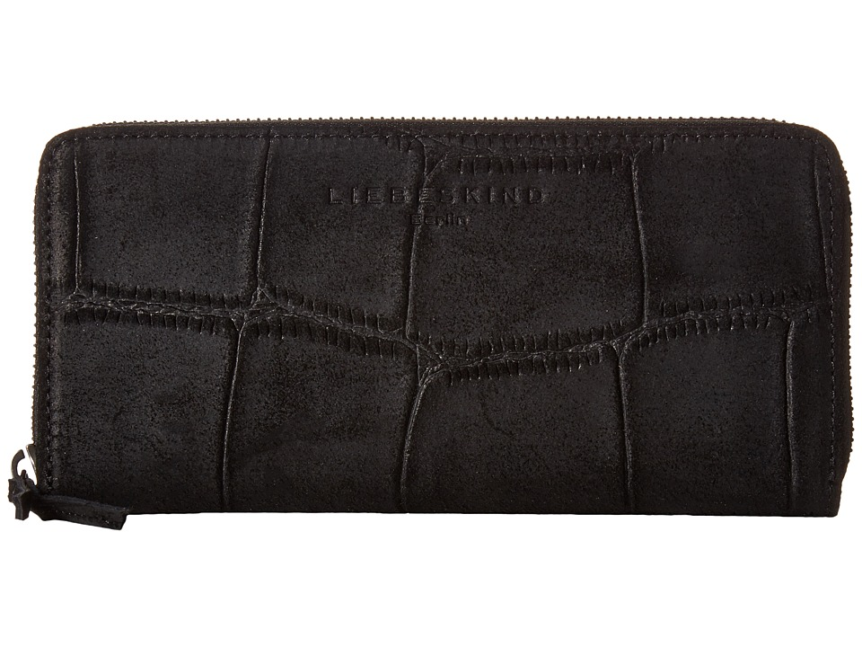 Liebeskind - Sally R (Ninja Black) Wallet Handbags