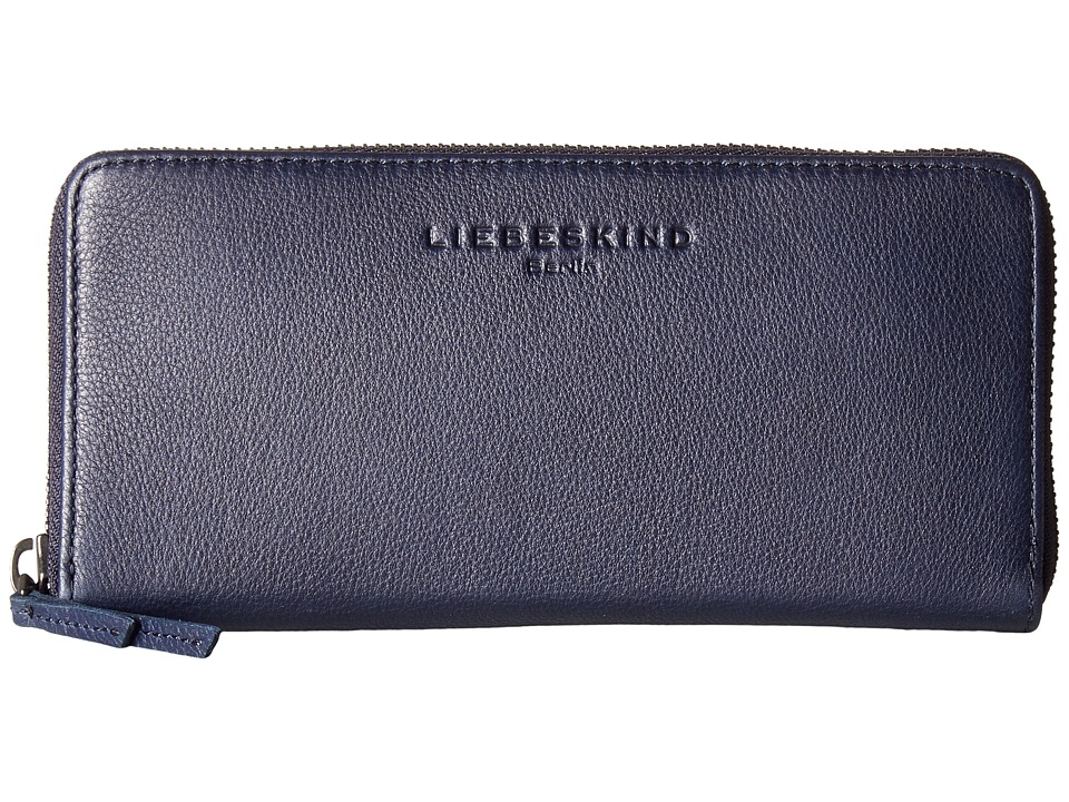 Liebeskind - Sally Re (Midnight Blue) Wallet Handbags