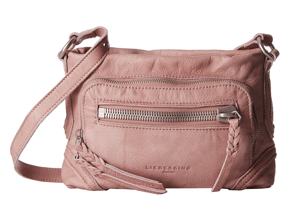 Liebeskind - Suita (Macaque Pink) Cross Body Handbags