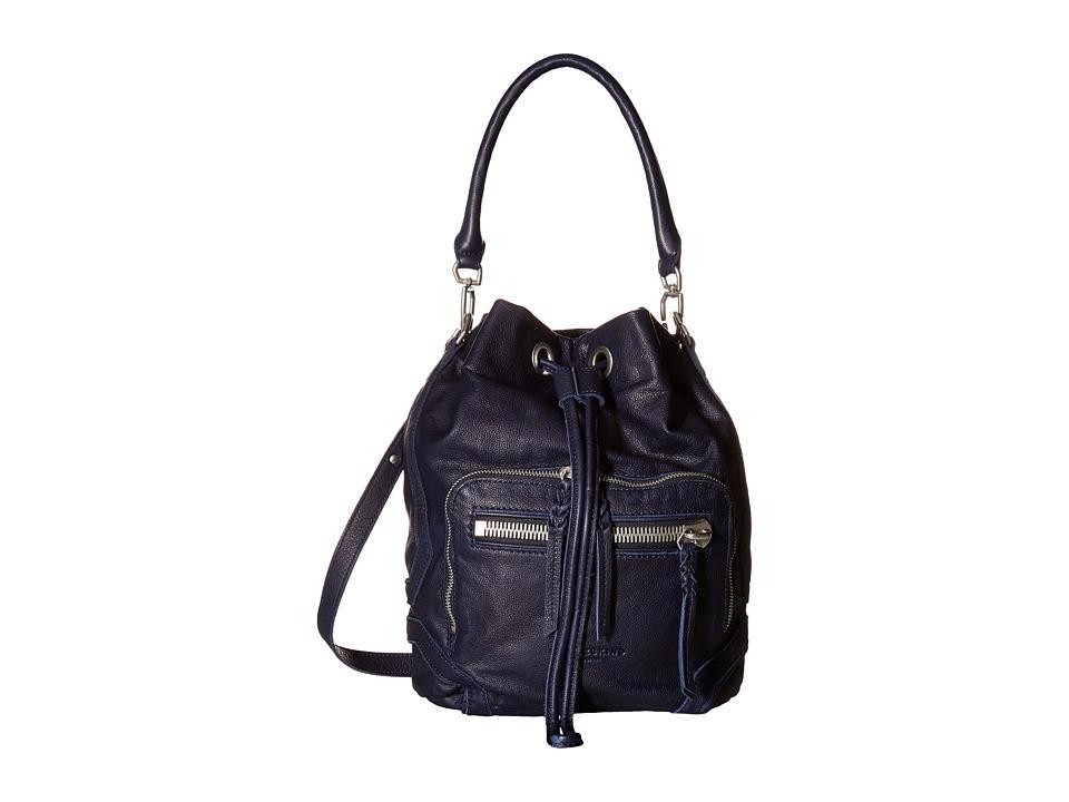 Liebeskind - Shibata (Midnight Blue) Handbags