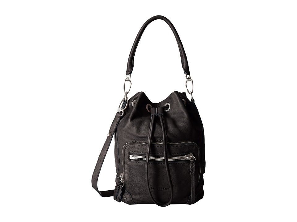 Liebeskind - Shibata (Ninja Black) Handbags