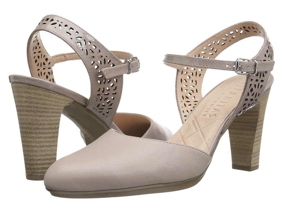 Hispanitas - Nevaeh (Soho Nougat/Kaffir Nougat) High Heels