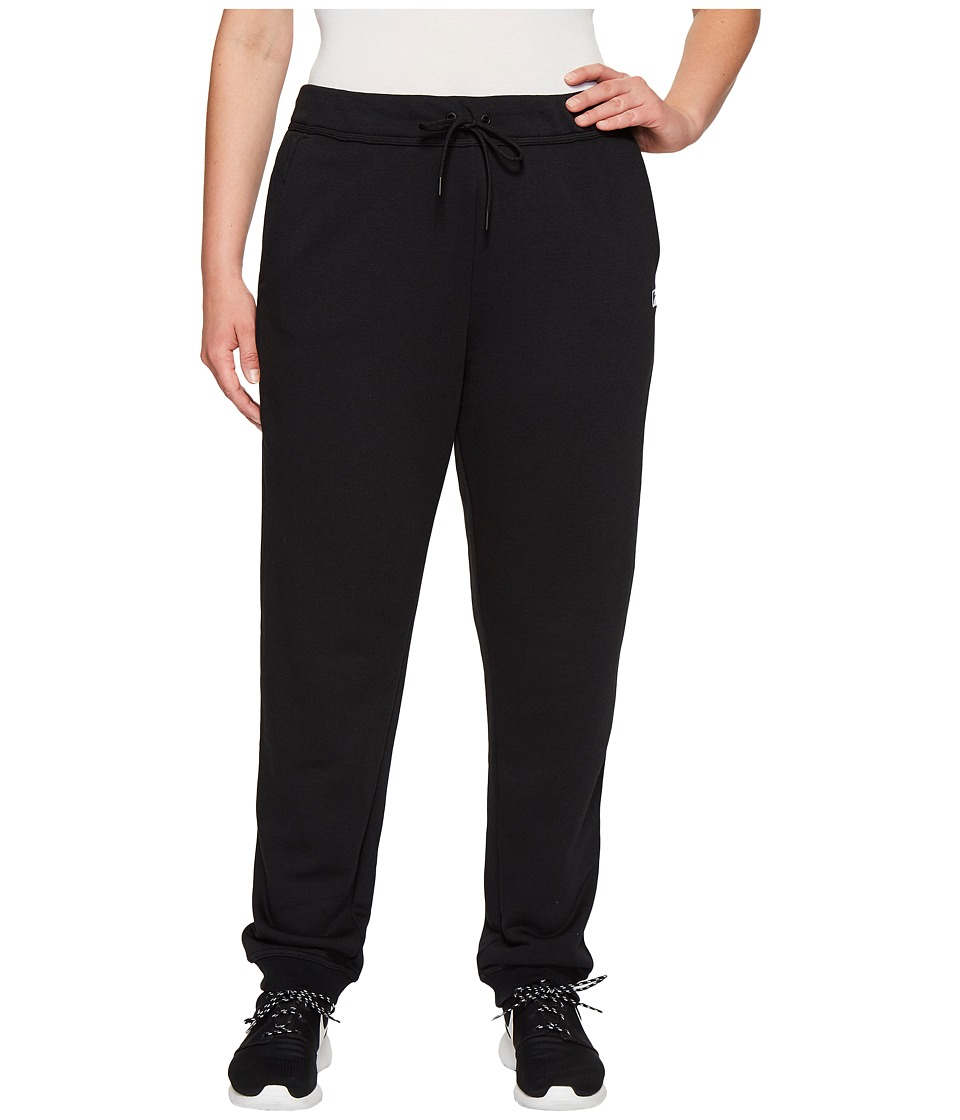 Nike - Sportswear Modern Pant (Size 1X-3X) (Black/Black) Women's Casual Pants