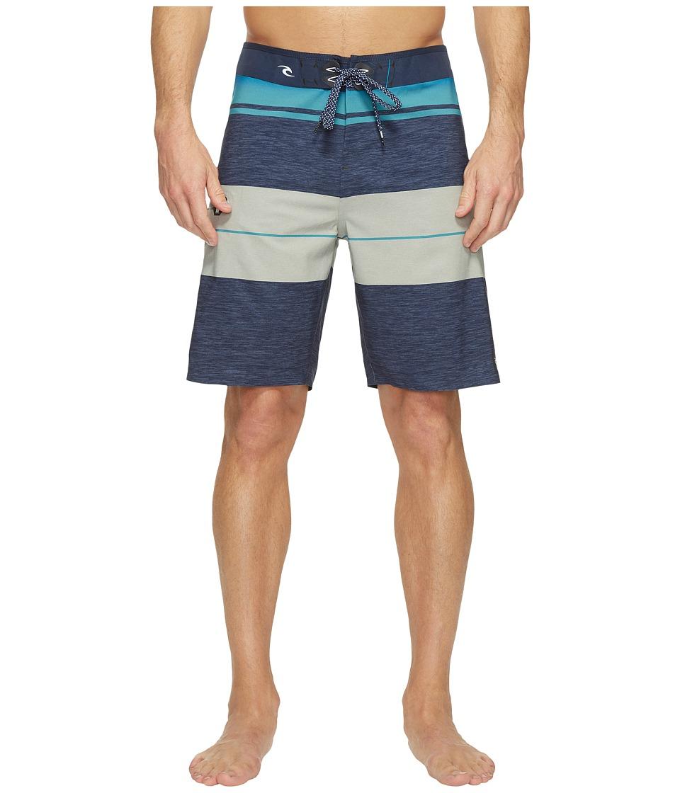 Rip Curl - Mirage MF Eclipse Ult Boardshorts (Navy) Men's Swimwear